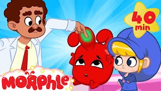 Morphle at the HOSPITAL!   Cartoons For Kids   Ambulance Morphle   Vehicle Kids Stories
