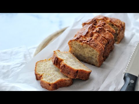banana-bread-/-バナナケーキ