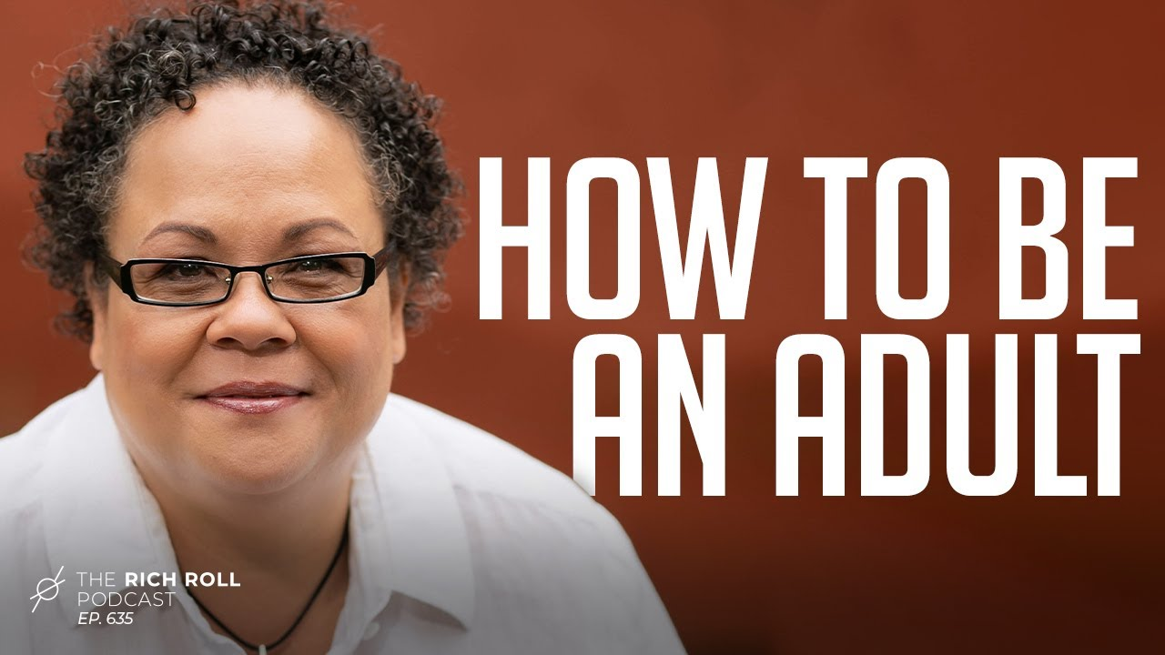 Download How To Be An Adult with Julie Lythcott-Haims   Rich Roll Podcast