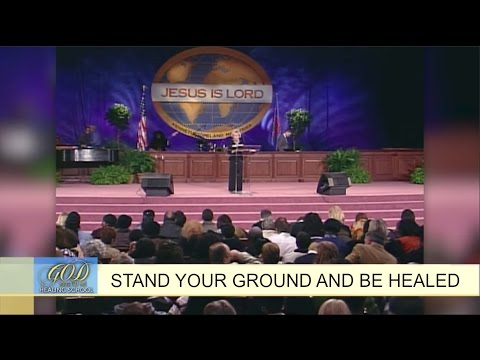 Stand Your Ground | How To Be Healed | Gloria Copeland |Healing School