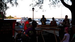 Tine Rufaro Marimba Band: Kingston 23rd Buskers Rendezvous 2011-07-15 2/4