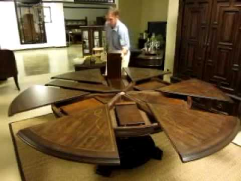A R T Coronado Round Dining Table YouTube