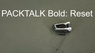 PACKTALK Bold: Reset