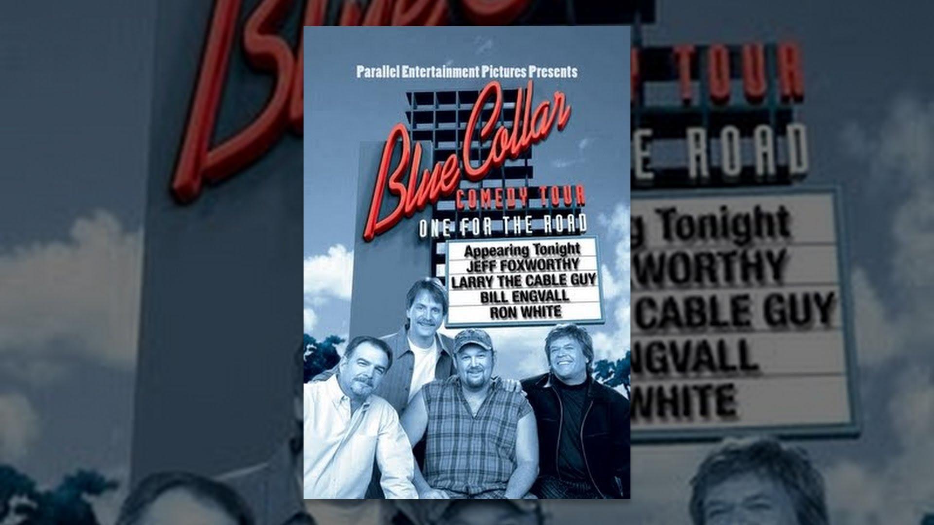 Blue Collar Tour Youtube