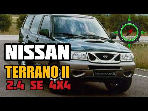 Nissan Terrano 2 2.4 SE Test Ve İnceleme (Test And Review)