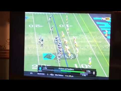 Cam Newton Highlights TD Pass To Daymiere Byrd vs Packers Analysis
