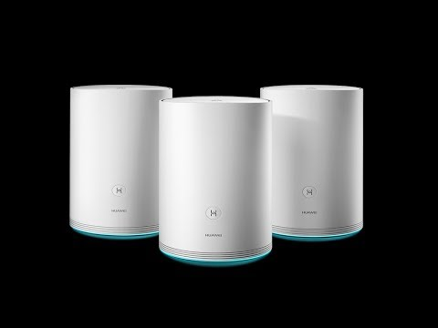 Huawei not only manufactures smartphones and laptops: it is also entering a Wi-fi network.