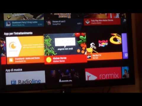 Timvision mini spot 2 doovi for Timvision app smart tv