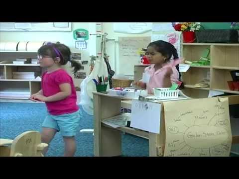 The Garden Center - A Child-Created, Teacher Modeled Dramatic Play Center