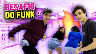Baixar DESAFIO DO FUNK COM DANÇA!! Ft. Tiffany, Matheus Martins e Gabriel Jacome
