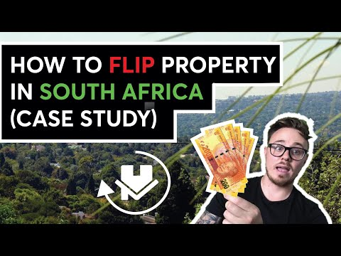 How to Flip Property in South Africa 2021 (Property Investment Strategies)