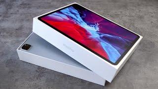 iPad Pro (2020) UNBOXING! Mehr Neues als gedacht? - felixba
