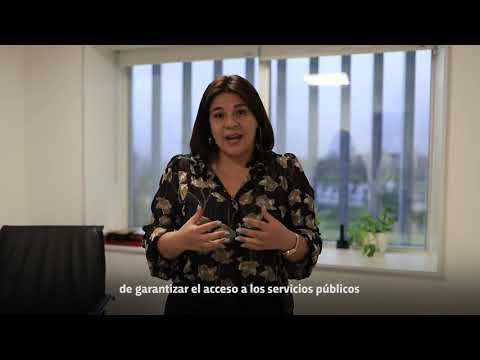La gestión de los servicios públicos desde la perspectiva de género