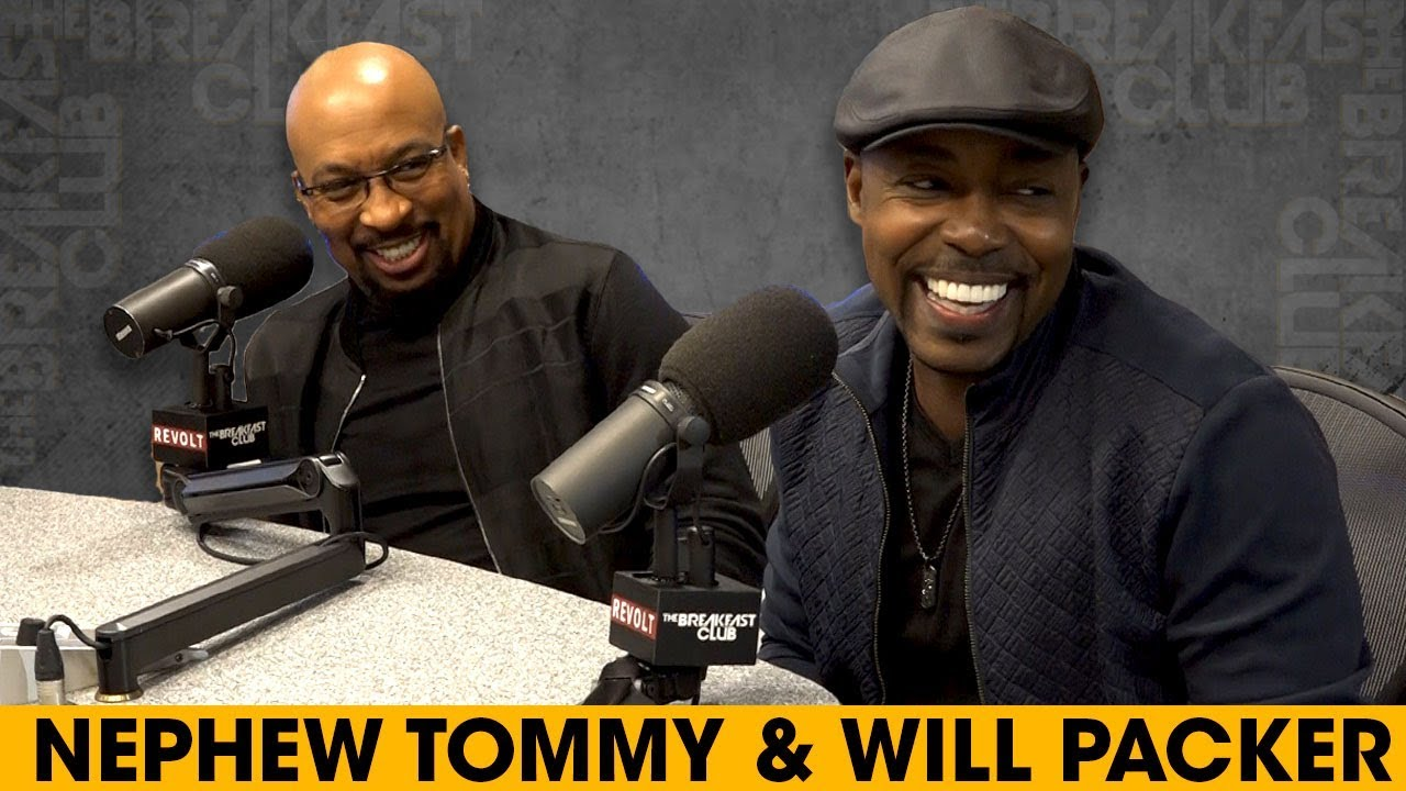 Nephew Tommy & Will Packer Talk New Show 'Ready To Love', Paying It Forward In Hollywo