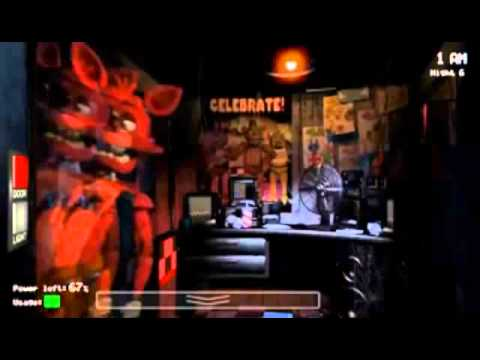 What does the fox say (Fnaf)