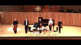 Dvorák - Piano Quintet in A Major, Op 81