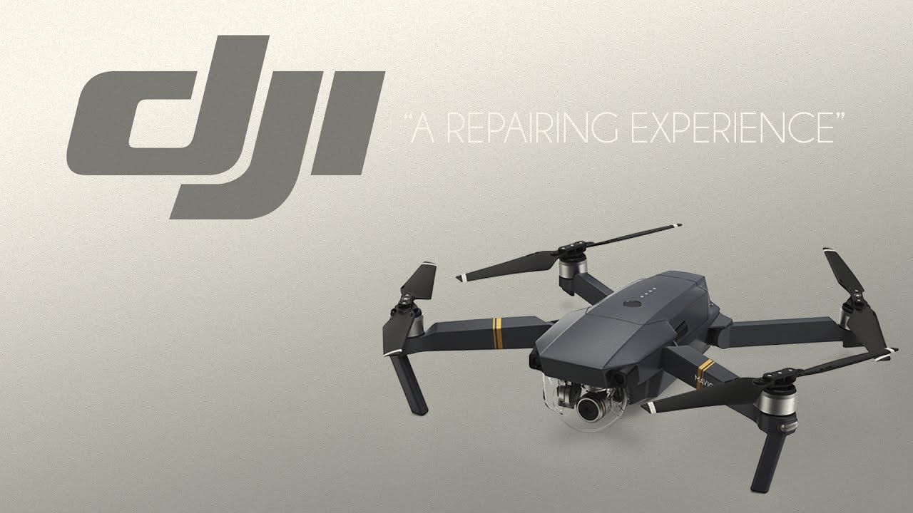 d67e0177694 DJI Mavic Pro - The Experience with the Service Repairing - YouTube