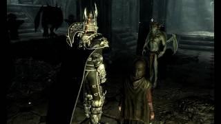 Играем в Skyrim: миссия 52 Семейный суд (За вампиров)