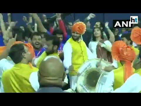 Howdy Modi: Dance & 'dhol' at Houston stadium ahead of PM's event