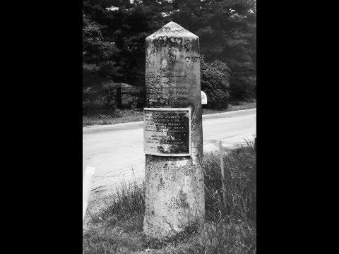 The  1st  Principal  Meridian  Marker
