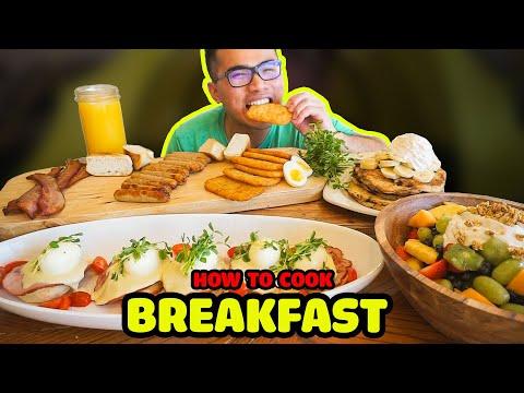 How to cook BREAKFAST FEAST