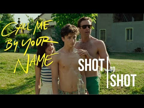 Call Me By Your Name - Shot To Shot Scene Breakdown
