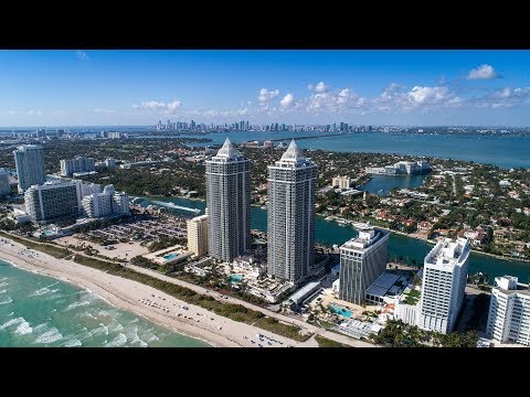 The Green Diamond Penthouse in Miami Beach -- Lifestyle Production Group