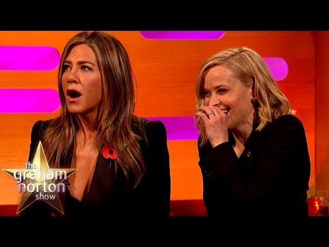 What Jennifer Aniston, Reese Witherspoon & Dame Julie Andrews Stole From Sets