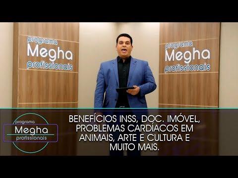 Programa Megha profissionais N° 657