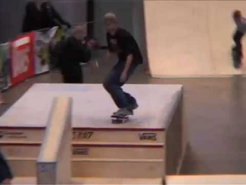 World championship skateboarding 2007