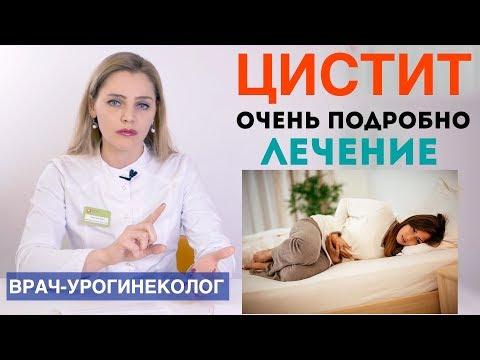 Цистит - причины и лечение. Симптомы и профилактика цистита. Воспаление мочевого пузыря.