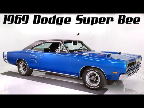V18456 - 1969 Dodge Super Bee