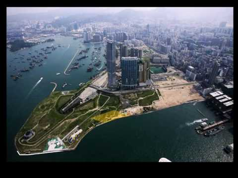 Introduction of the Planning of the West Kowloon Cultural District