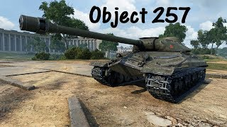 World of Tanks Replay - Object 257, 9 kills, 7,6k dmg, (M) Ace Tanker