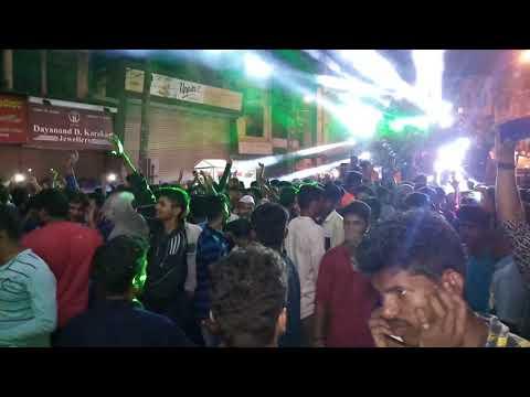 Repeat Sk sound in kadoli ,dasara celebration,sk sound ,DJ