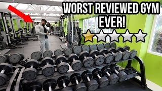 worst reviewed in my city