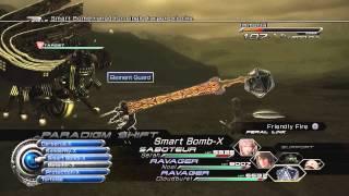 Final Fantasy XIII-2 [Difficulty Mod] - Immortal