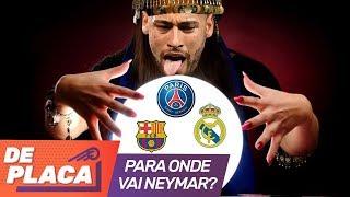 """""""Futuro de Neymar não será no PSG"""""""