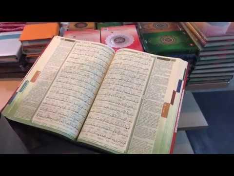 """Apa Kata Ustaz?? Perbandingan """"Al-Quran Al-Haramain & Al-Quran Ar-Riyadh"""" Bersama Ustaz Amiro Safwan"""