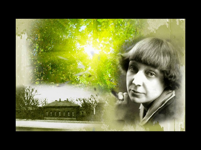 Изображение предпросмотра прочтения – НатальяБолгова читает произведение «Дикая воля» М.И.Цветаевой