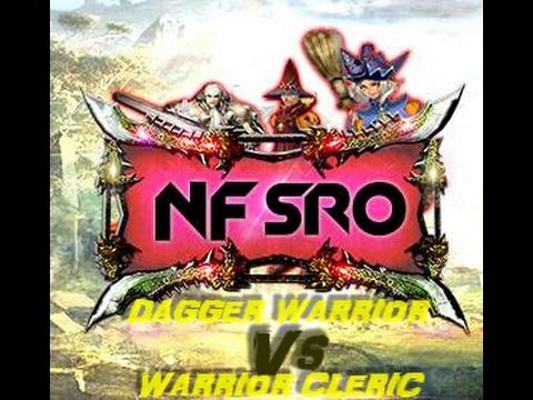NF Silkorad / Dagger-Warrior Vs Warrior-Clerıc