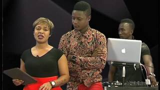 WAKAZI, mimi ndiye mwana hip hop bora Tanzania. thebaseitv