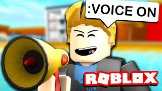 Video USING ROBLOX VOICE CHAT WITH ADMIN COMMANDS download MP3, MP4, WEBM, AVI, FLV April 2018