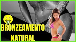 Bronzeamento Natural Com Fita - Bronzeamento Natural Produtos - Bronzeamento Natural Passo A Passo