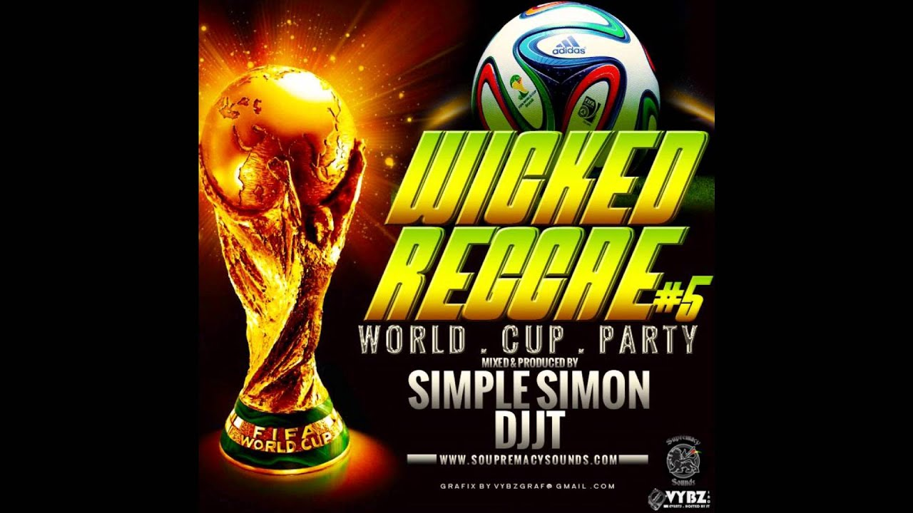Supremacy Sounds - Wicked Reggae Mix Vol 5