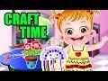 Baby Hazel Craft Time | Fun Game Videos By Baby Hazel Games