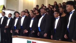 DSA Concert Choir- Somebody Talkin Bout Jesus