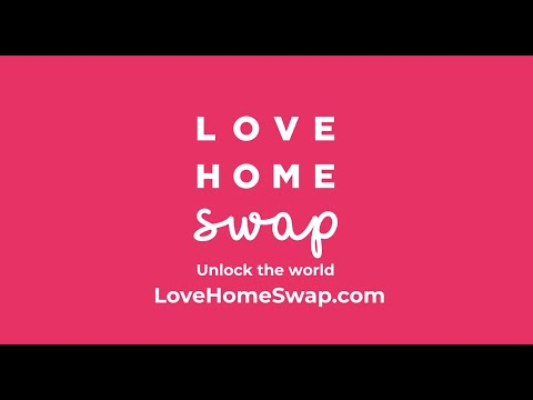 Unlock The World With Love Home Swap.