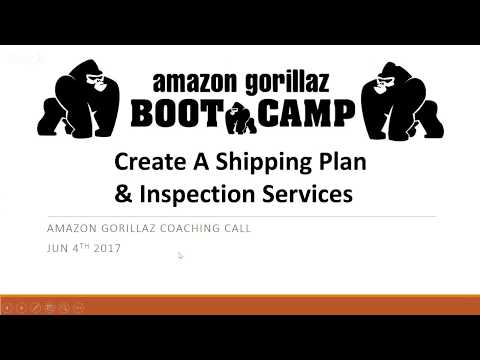 How To Create A Shipping Plan Inside Seller Central