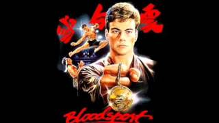 On My Own Alone (BloodSport Soundtrack) - Paul Delph (Double.E RMX)